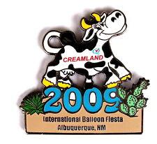 "BALLON ""SPECIAL SHAPE"" Pin / Pins - CREAMLAND COW AIBF 2009 / N-457C [2027]"