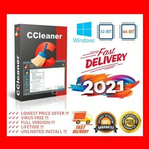 CCleaner PROFESSIONAL ✅latest version✅ lifetime🚀FAST delivery