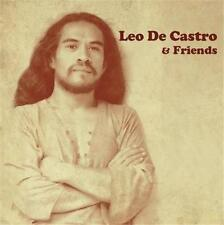 Leo De Castro & Friends 2CD NEW 2017 - King Harvest Johnny Rocco Healing Force +