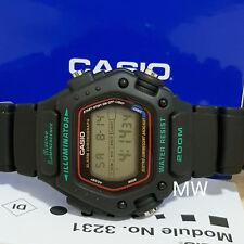 Casio Men's DW290-1V Sports Digital Quartz Resin Alarm Day Date Watch Stopwatch