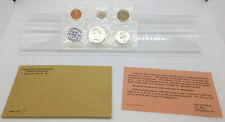 1963 US Mint Proof Set In Original Government Envelope