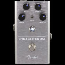 More details for fender engager boost pedal - every now and then you need to kick your sound up