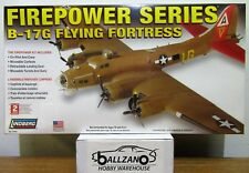 Lindberg 75309  B-17G Flying Fortress plastic Model Kit 1/64