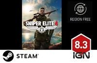 Sniper Elite 4 [PC] Steam Download Key - FAST DELIVERY