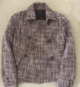 David Lawrence Wool Blend Jacket. Size 10.