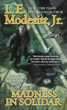 The Imager Portfolio: Madness in Solidar 9 by L. E., Jr. Modesitt (2016,...