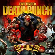 Five Finger Death Punch - Got Your Six [New CD] Explicit, Deluxe Edition