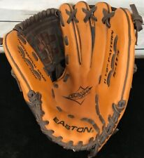 "Easton Stealth Ideal Fit S-115 11.5"" leather baseball VRS palm pad glove"