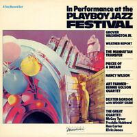 V.A. - In Performance At The Playboy Jazz Fes (Vinyl 2LP - 1984 - US - Original)