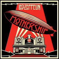 Mothership Remastered By Jimmy Page - Led Zeppelin 2 CD Set Sealed ! New ! 2015