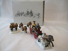 Department 56 - The Fire Brigade of London Town - Heritage Village Coll. - 58406