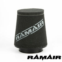 Ramair Performance Universal Induction IntakeAir Filter  Custom - 80mm ID OFFSET