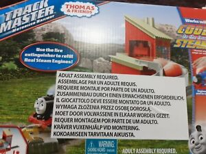 THOMAS & FRIENDS Fill-up firehouse boxed set (Does not include Thomas engine)