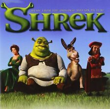 OST SHREK MUSIC FROM THE ORIGINAL MOTION PICTURE CD MUSIC NEW
