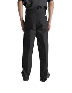 Dickies Boys Uniform Pant QP200 Flex Waist Double Knee Extra Pocket Size 8 to 20