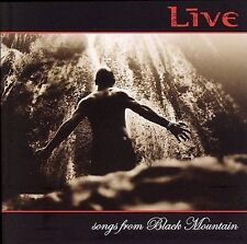 Songs from Black Mountain by Live (CD, Jun-2006, Epic/Red Ink)