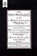 SOLDIER'S POCKET COMPANION ou le Manuel de l'exercice de notre Colombie foot 1746 par...