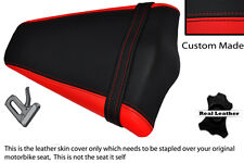 RED & BLACK 08-13 CUSTOM FITS HONDA CB 1000 R REAR PILLION SEAT COVER