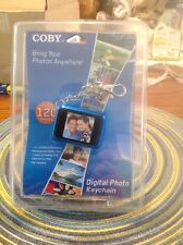 Digital Photo Key Chain ~ NIB ~ Up to 120 Photos ~ Great for Parent/Grandparents