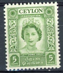 s586755 Ceylon - Sc#317 MNH