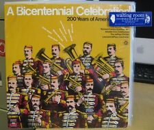 A Bicentennial Celebration: 200 Years of American Music LP - Columbia M 33838