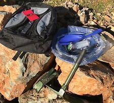 Backpack gold panning kit