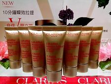 "*10 PCS* CLARINS V-Facial Intensive Wrap ""Facial Mask""◆(Total:80ML)◆"" FREEPOST """