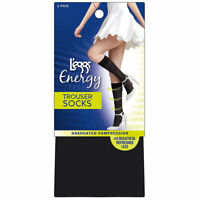 4 Pairs L'eggs® Energy Collection Trouser Socks 2002