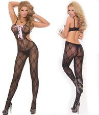 Plus Size Lingerie XL-2X-3X Sexy Lenceria Clothes intimate Stripper Bodystocking