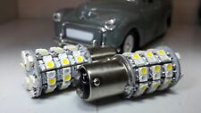 Morris Minor LED 380 21/5W Combined Indicator Sidelight Amber/Warm White Bulbs