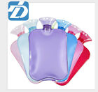 1.7L HOT WATER BOTTLE with Knitted Cover Winter Warm Natural PVC Bag