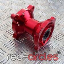 PIT Bike CNC Sdg Rueda Delantera HUB-Rojo 125cc 140cc 160cc