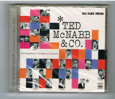 TED McNABB & CO. - BIG BANG SWING - 2012 - 12 TRACKS - NEUF NEW NEU