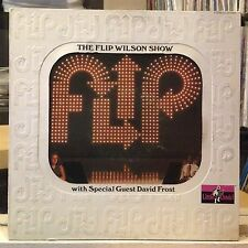 [COMEDY]~EXC LP~The FLIP WILSON SHOW~w/ DAVID FROST~[1970~LITTLE DAVID Issue]~