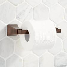 Mirabelle Vilamonte Double Post Toilet Paper Holder MIRVLTHORB
