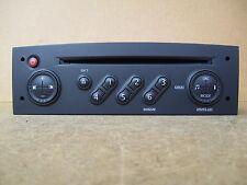 Renault Scenic Megane Modus Clio Radio Stereo CD Player UPDATE LIST +CODE