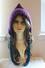 Crochet Pattern for Pixie Hat (0026) - Size Teen to Adult