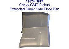 1973 1987 Chevy Truck GMC Jimmy Suburban Blazer  Left Extended Front Floor Pan