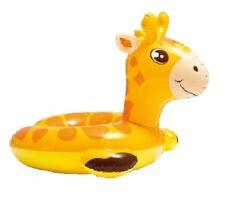 INTEX Kinder Schwimmring Schwimmreifen mit Tierkopf Wasserspielring