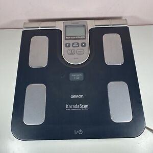 Omron Karada Scan Body Composition Monitor Scales BF508