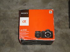 Box for Sony Alpha A230 SLR Camera