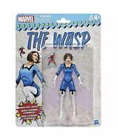 """Marvel Legends Super Heroes Vintage Wasp 6"""" Action Figure"""