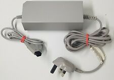OFFICIAL Nintendo Wii Power Supply | UK Plug Brick Unit AC Mains PSU | RVL-002