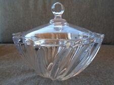 Sucrier confiturier saucier bonbonnière pot en verre cuisine décoration table