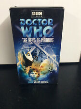 Doctor Who The Keys of Marinus VHS 2-Tape Set in original sleeve
