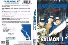 Salmon 1 Fishing The Art of Trolling For Salmon  DVD New