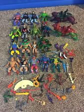 Vintage He-man Masters of the Universe MOTU Action Figures Weapons Original Rare