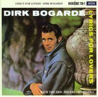 Dirk Bogarde - Lyrics For Lovers [CD]