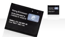 Sony Ericsson Battery OEM w518 w518a BST-39 920 mAh 3.6V Genuine w 518