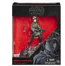 Star Wars Rogue One Jyn Erso Black Series KMart Exclusive Hasbro Action Figure